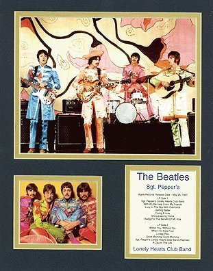 View larger image of Bio Art - The Beatles, Sgt. Pepper