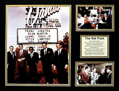 View larger image of Bio Art - The Rat Pack - 16x20