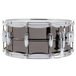 Black Beauty Snare Drum - 6.5x14