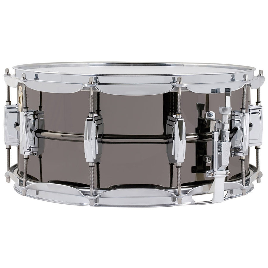 View larger image of Black Beauty Snare Drum with Tube Lugs