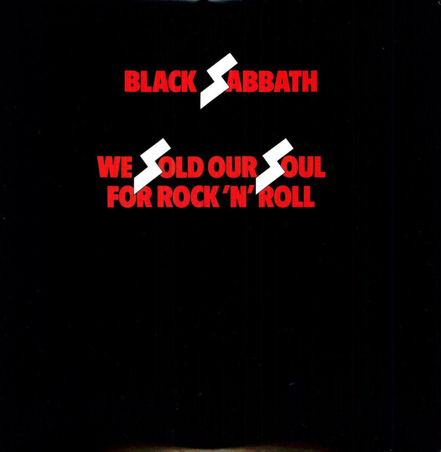 View larger image of Black Sabbath - We Sold Our Souls For Rock 'N' Roll (Vinyl)