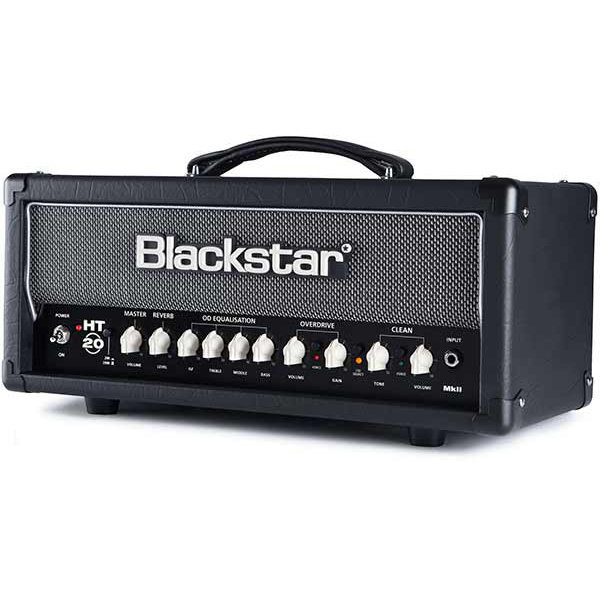 View larger image of Blackstar HT-20RH MkII Tube Head