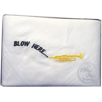 View larger image of Blow Here Handkerchief