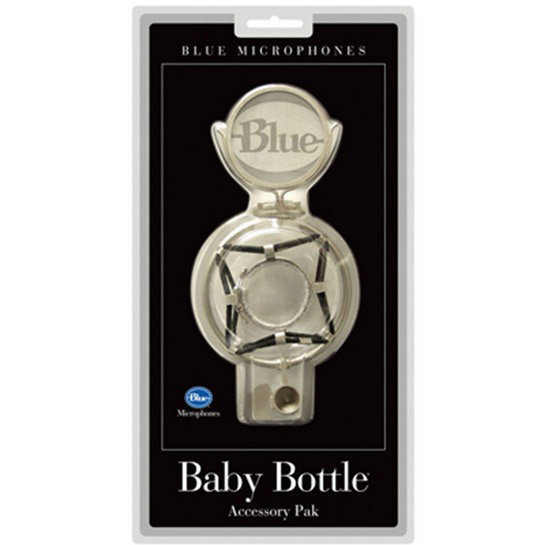 View larger image of Blue Baby Bottle Accessory kit