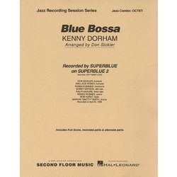 Blue Bossa - Score & Parts, Medium