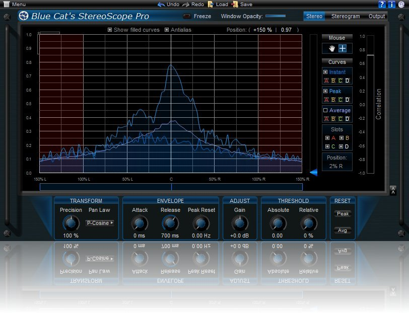 View larger image of Blue Cat Audio StereoScope Pro - Digital Download