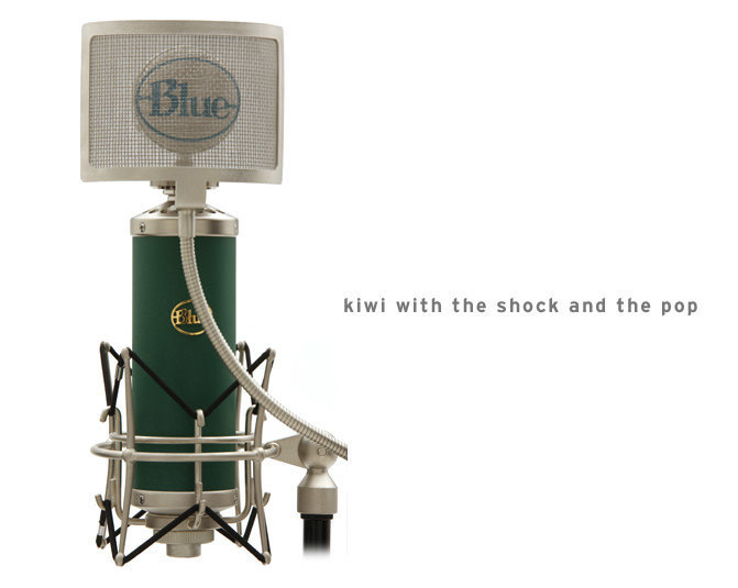 View larger image of Blue Microphones Kiwi Microphone