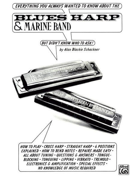 View larger image of Blues Harp and Marine Band