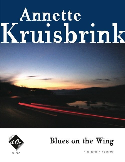 View larger image of Blues On The Wing (Kruisbrink) - Guitar Quartet