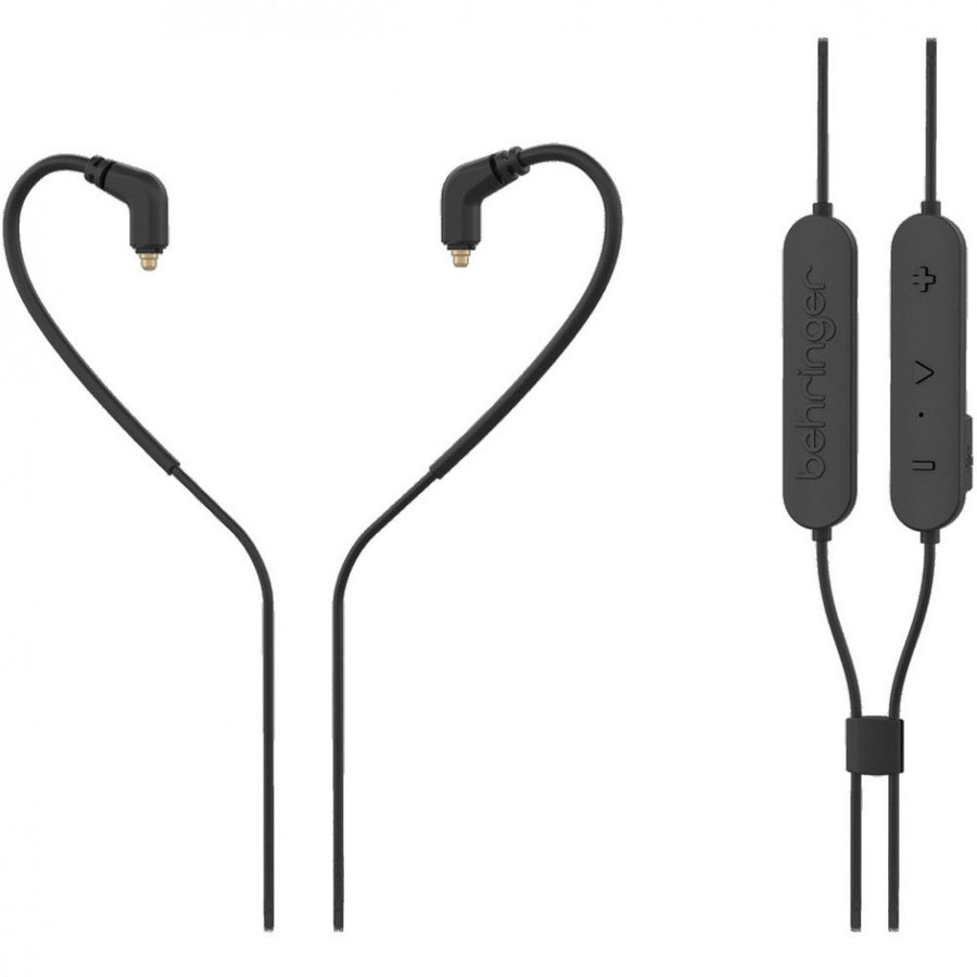 View larger image of Behringer BT251-BK Bluetooth Wireless Adapter with MMCX Connectors
