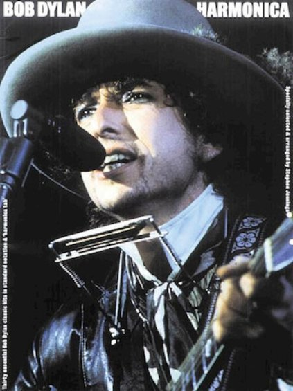 View larger image of Bob Dylan - Harmonica