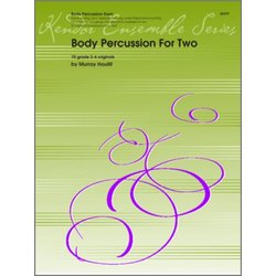 Body Percussion For 2 (Body Percussion Duet)
