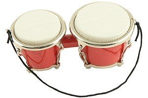 View larger image of Bongo Ornament - Red