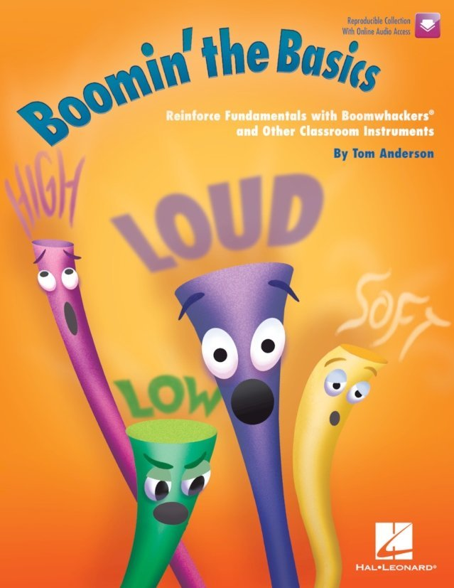View larger image of Boomin' the Basics - with Online Audio