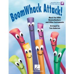BoomWhack Attack! w/Online Audio