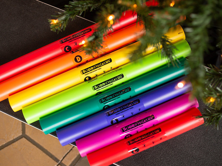 View larger image of Boomwhackers C Major Diatonic Scale Set