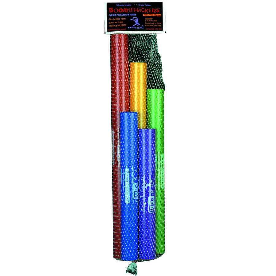 View larger image of Boomwhackers Chromatics Set
