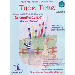 Boomwhackers Tube Time - Volume 2 w/CD