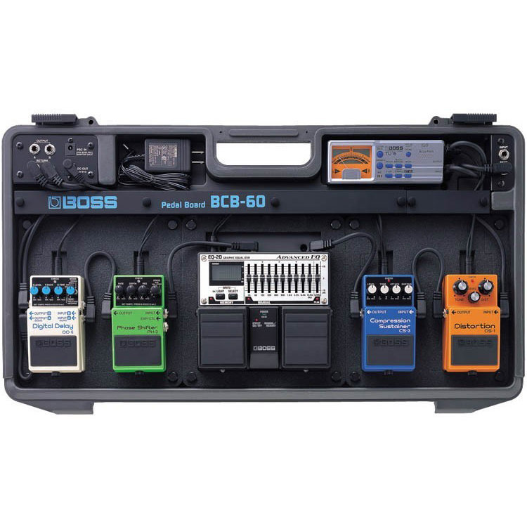 View larger image of BOSS BCB-60 Pedal Board