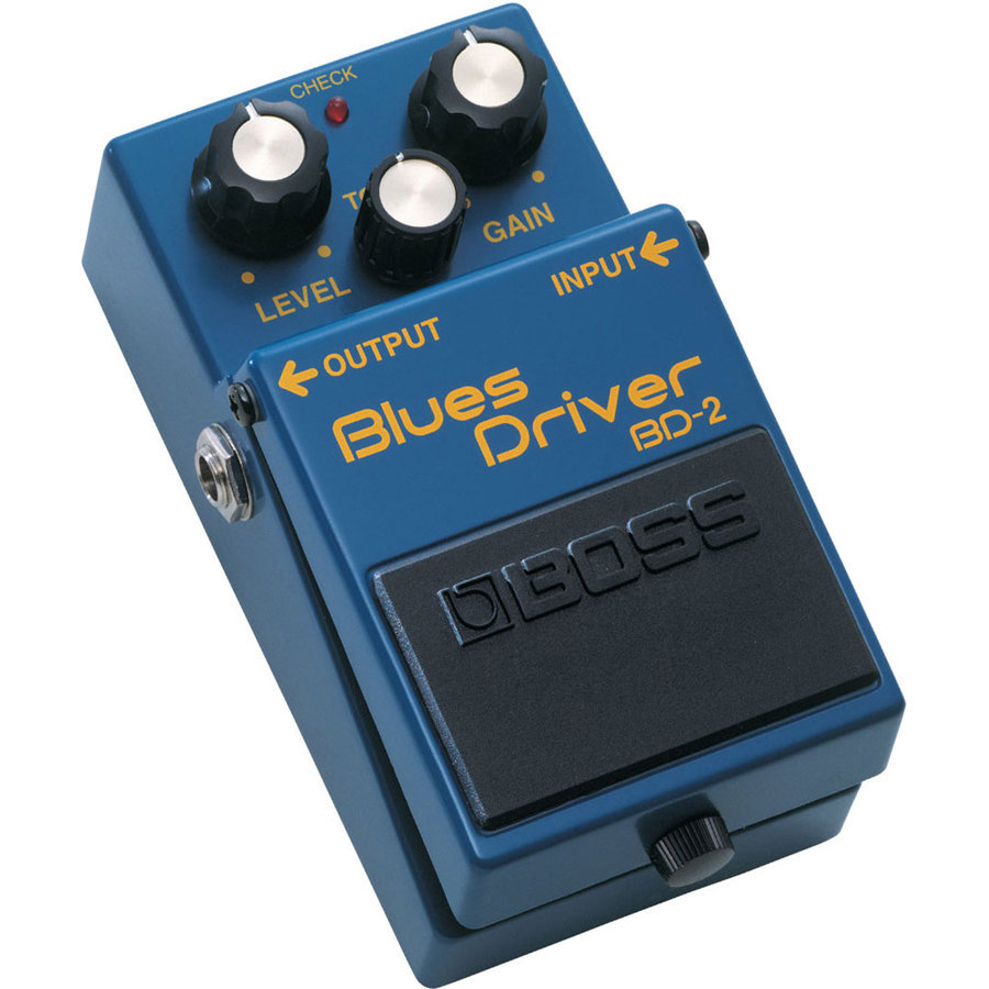 View larger image of BOSS BD-2 Blues Driver Pedal