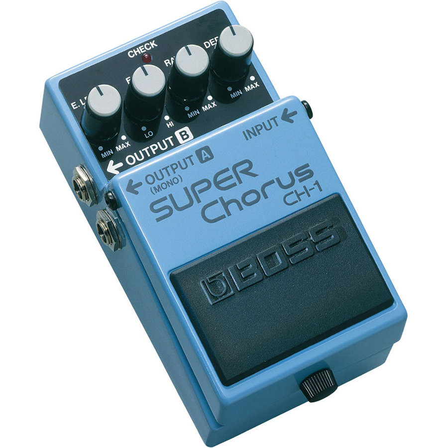 View larger image of BOSS CH-1 Super Chorus Pedal