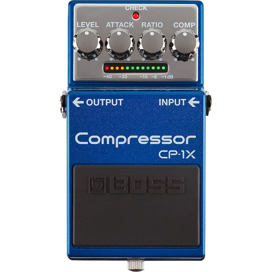 View larger image of BOSS CP-1X Compressor Pedal