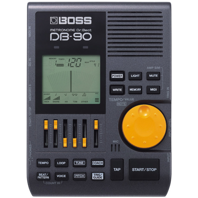 View larger image of BOSS DB-90 Dr. Beat Metronome