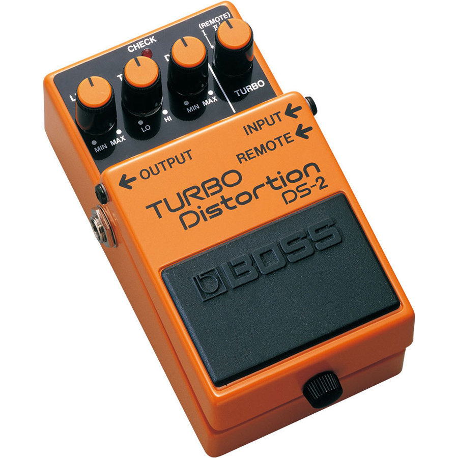 View larger image of BOSS DS-2 Turbo Distortion Pedal