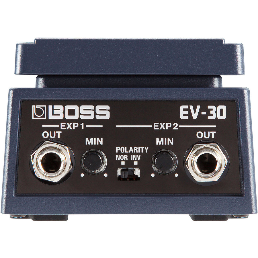 View larger image of BOSS EV-30 Dual Expression Pedal