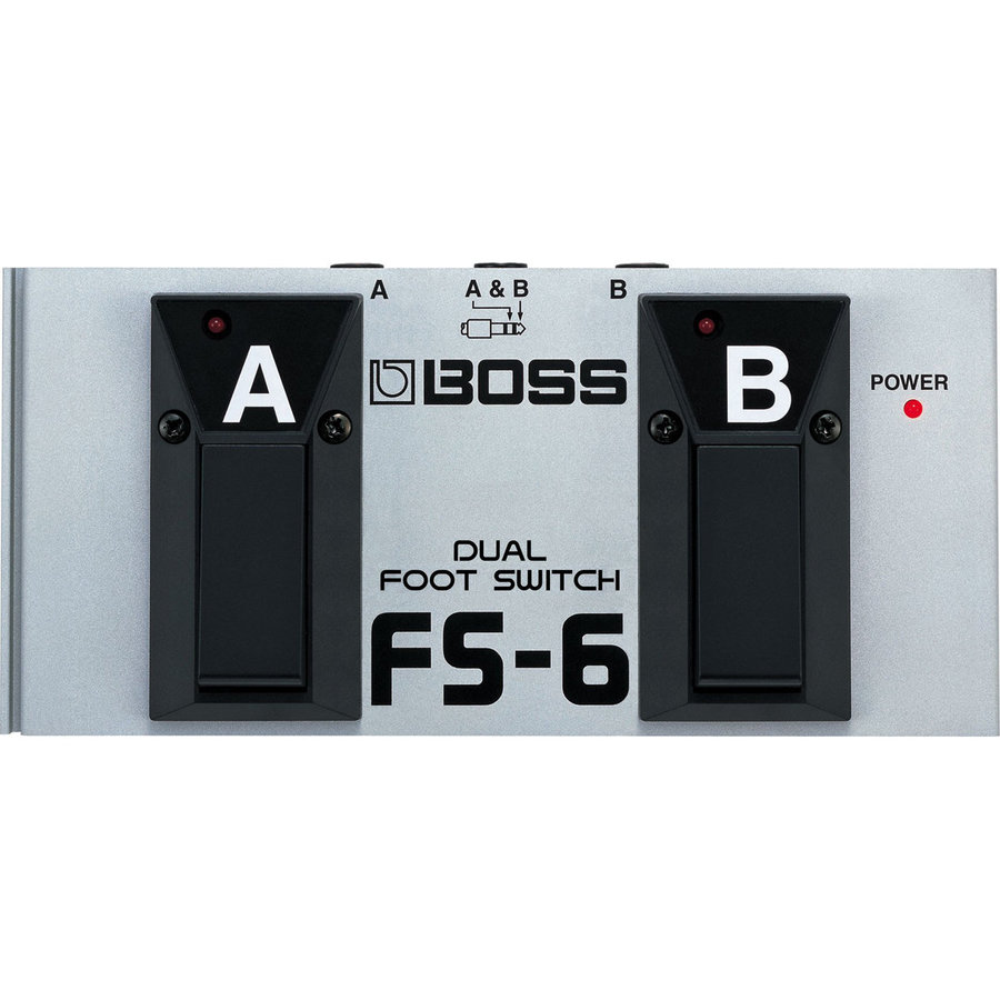 View larger image of BOSS FS-6 Dual Footswitch