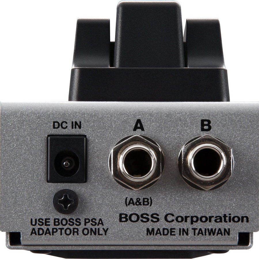 View larger image of BOSS FS-7 Dual Footswitch