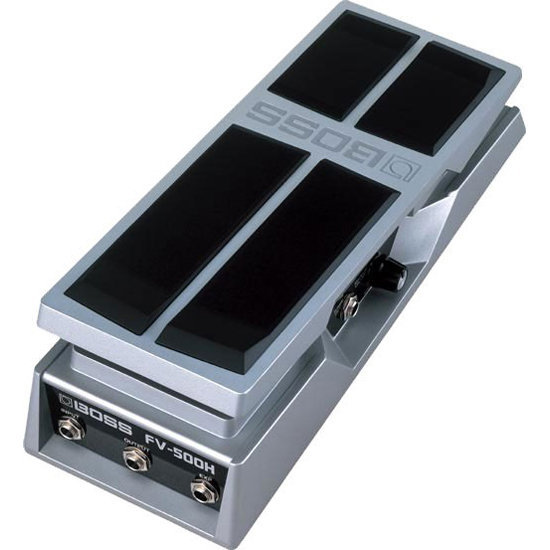 View larger image of BOSS FV-500H Volume Pedal