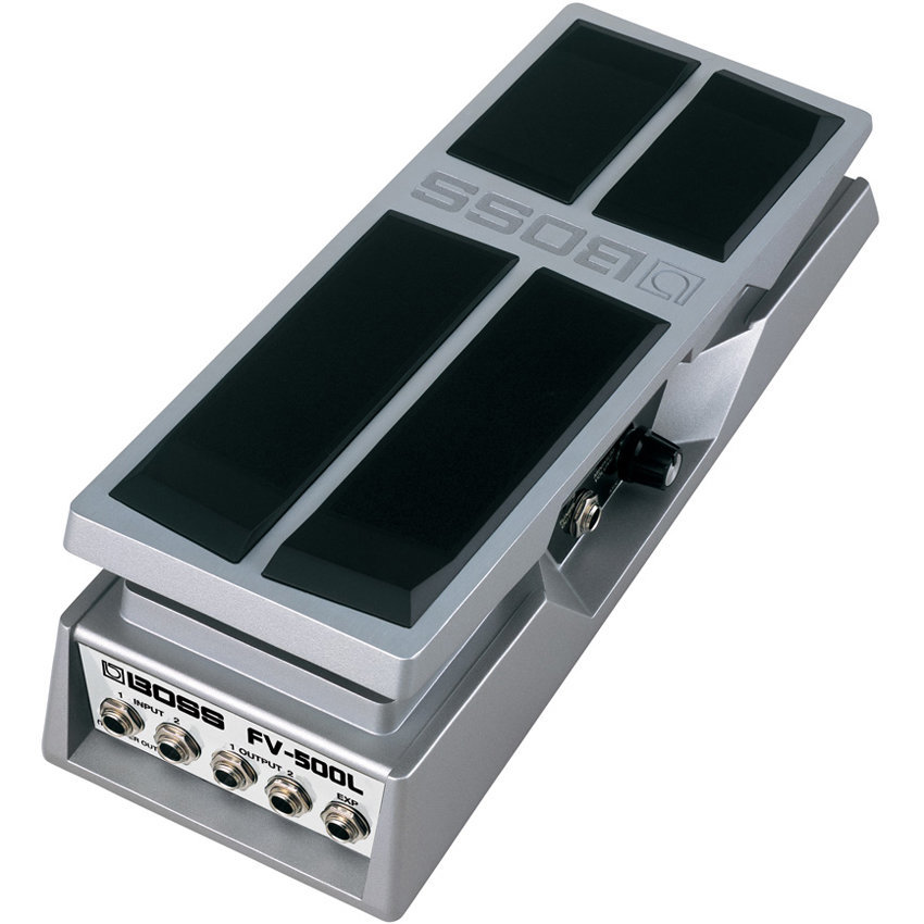 View larger image of BOSS FV-500L Volume Pedal