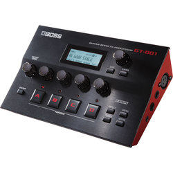 BOSS GT-001 Guitar Multi-Effects Processor