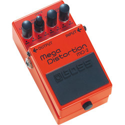 BOSS MD-2 MD-2 Mega Distortion Pedal