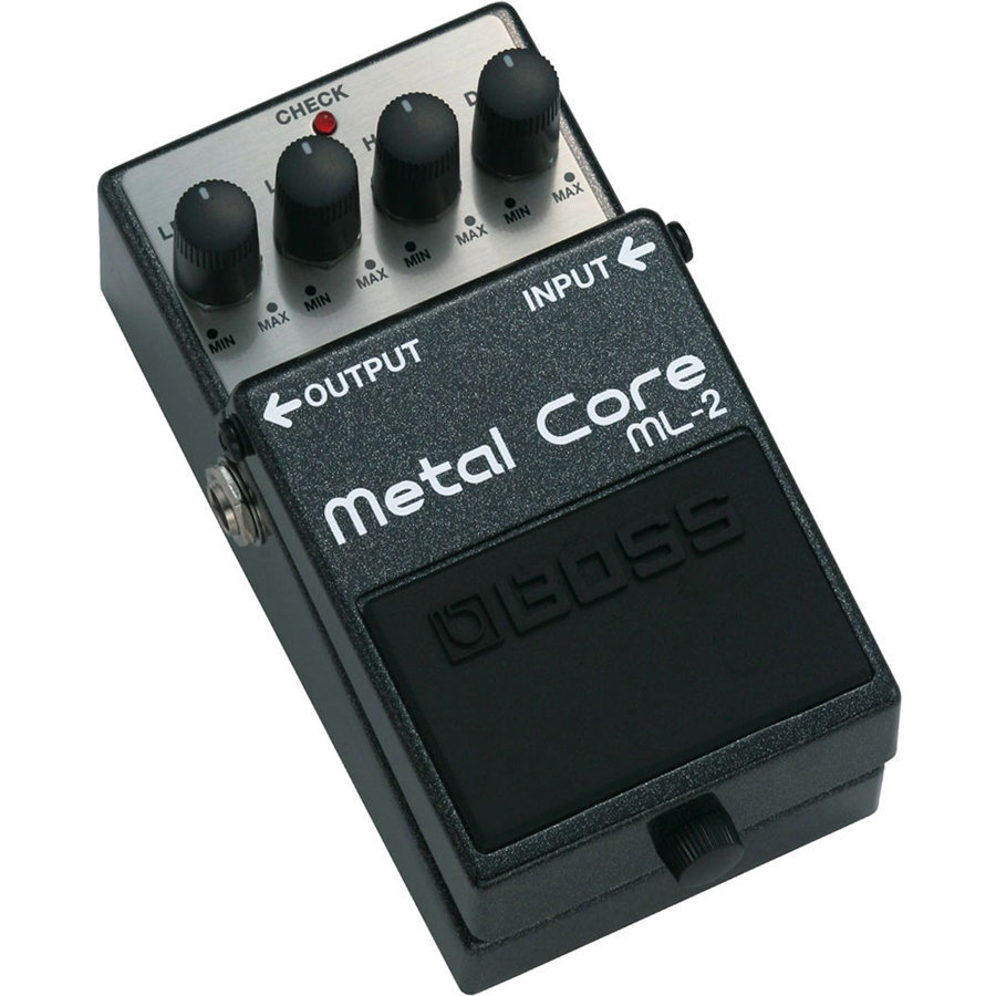 View larger image of BOSS ML-2 Metal Core Pedal