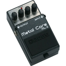 BOSS ML-2 Metal Core Pedal