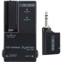 BOSS WL-50 Wireless System for Pedal Boards