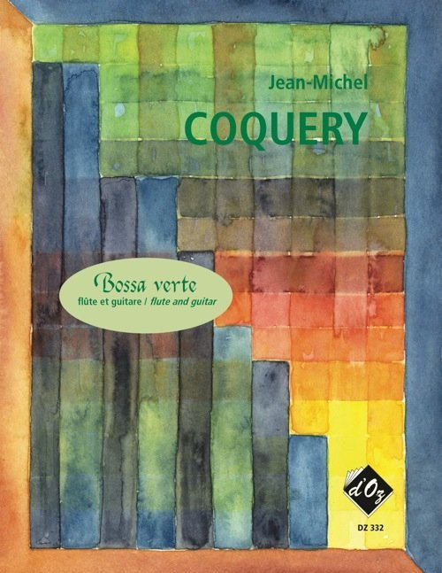 View larger image of Bossa Verte (Coquery) - Guitar & Flute Duet