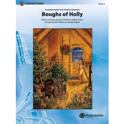 Boughs of Holly - Score & Parts, Grade 3