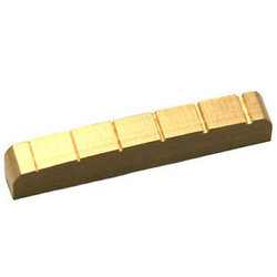 Brass Nut for Gibson Les Paul