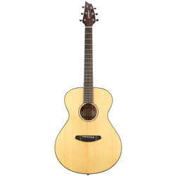 Breedlove Discovery Concert Acoustic Guitar - Left
