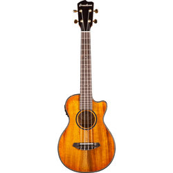 Breedlove Lu'au Tenor CE Acoustic-Electric Ukulele - Natural Shadow