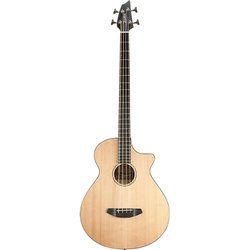 Breedlove Solo Jumbo Bass CE Acoustic-Electric Bass - Red Cedar