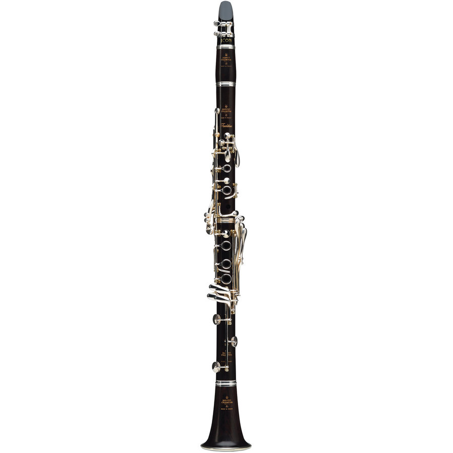 View larger image of Buffet Crampon BC1116L-5 Tradition Bb Clarinet - Nickel Plated