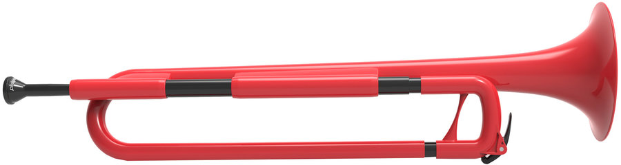 View larger image of pInstruments Plastic Bugle - Red