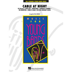 Cable at Night - Score & Parts, Grade 3