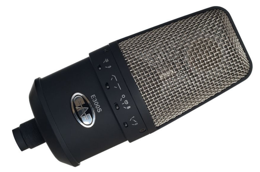 View larger image of CAD Audio E300S Large Diaphragm Multi-Pattern Condenser Microphone
