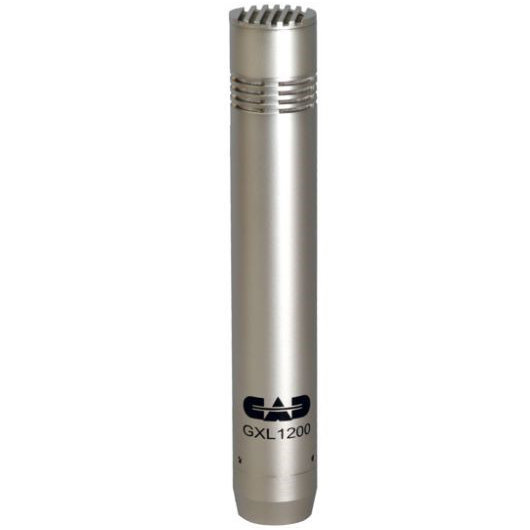 View larger image of CAD Audio GXL1200 Cardoid Condenser Microphone