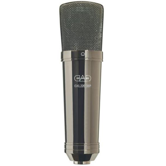 View larger image of CAD Audio GXL2200BP Large Diaphragm Condenser Microphone - Chrome